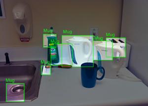 Görüntü analizi ile tespit edilen (yanlış) kupalar